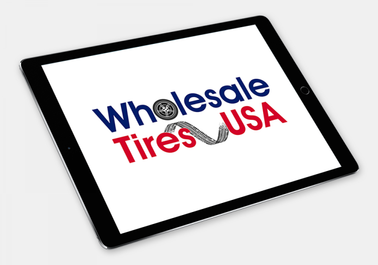 Wholesale Tires USA Logo