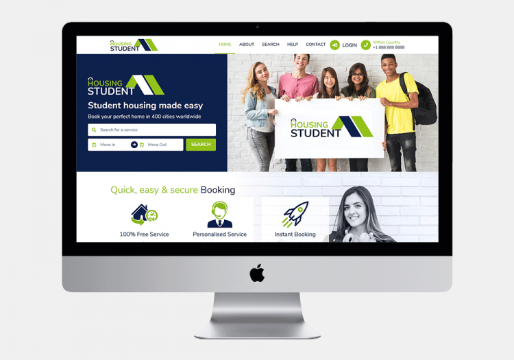 housing-student Website