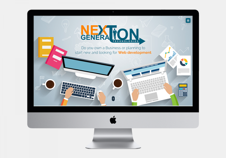 Next Generation Technologies Website