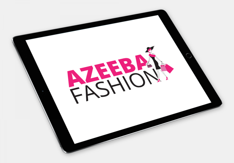 Azeeba Fashion Logo