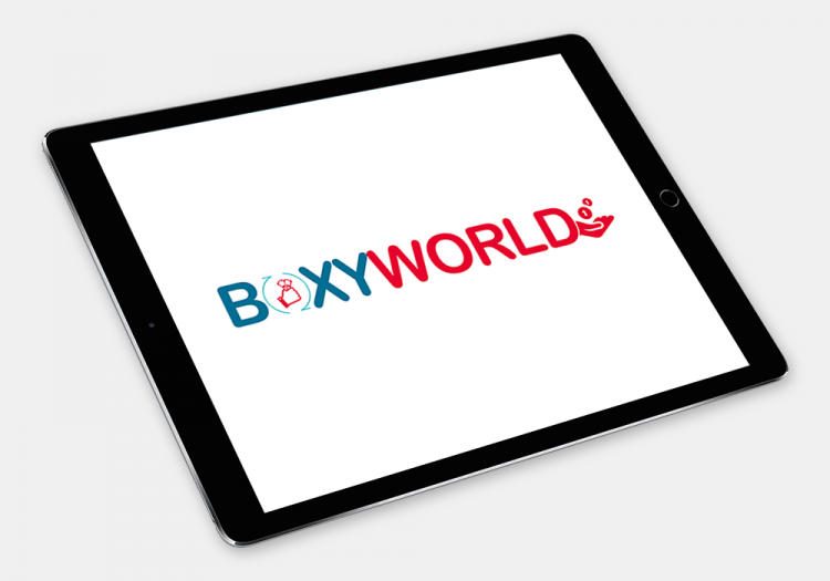 Boxyworld Logo