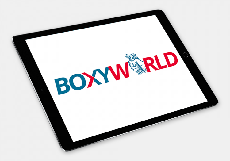 Boxyworld 1 Logo