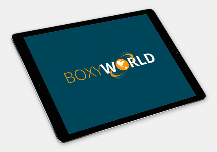 Boxyworld 2 Logo