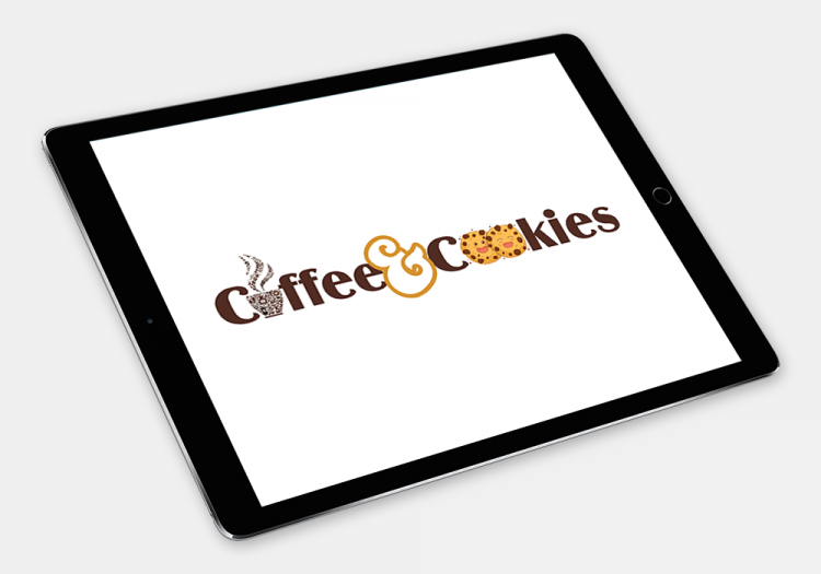 Coffee & cokkies Logo