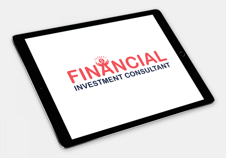 Financial Investment Consultant Logo