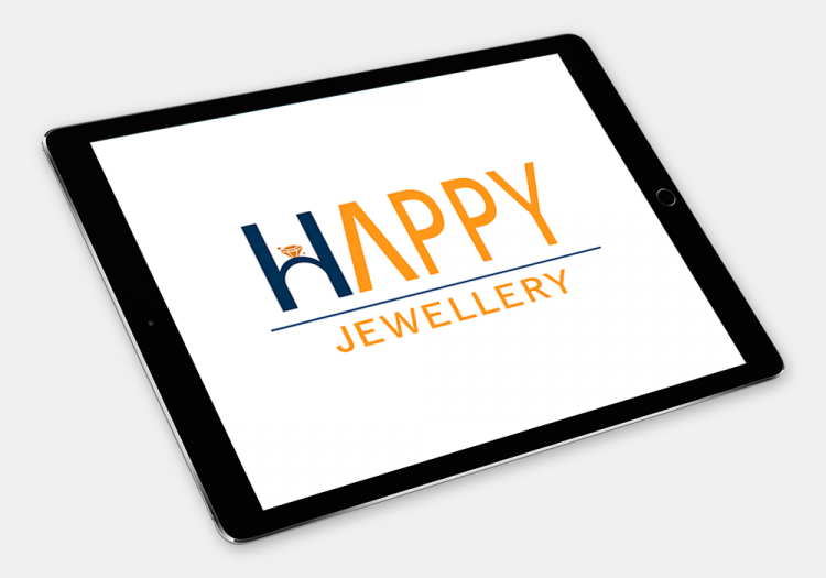 Happy Jwellery Logo