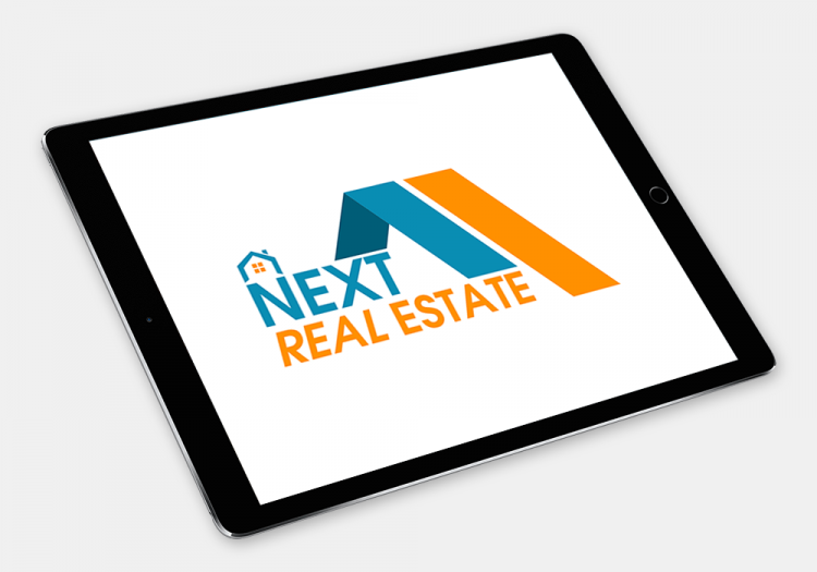 Next Real Estate Logo