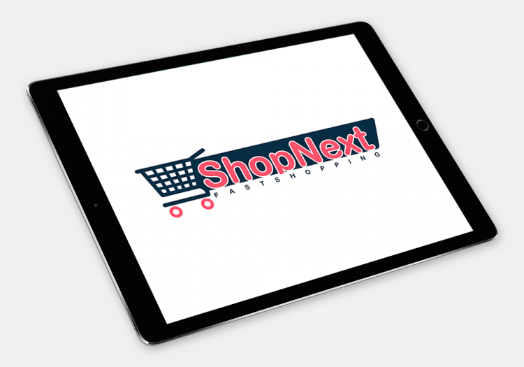 Shopnext Fastshopping Logo